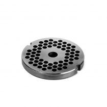 Piastra per Tritacarne 8 - Fori da 4,5 mm - Tre Spade