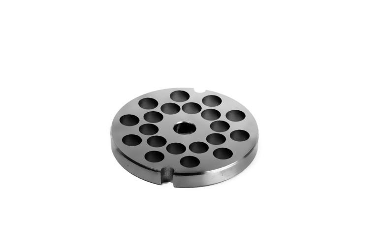 Piastra per Tritacarne 8 - Fori da 8 mm - Tre Spade