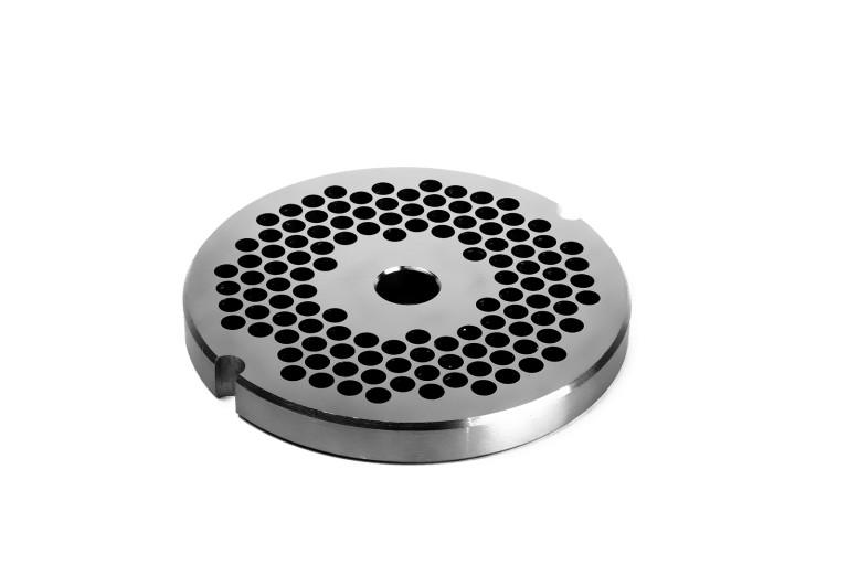 Piastra per Tritacarne 22 - Fori da 4,5 mm - Tre Spade