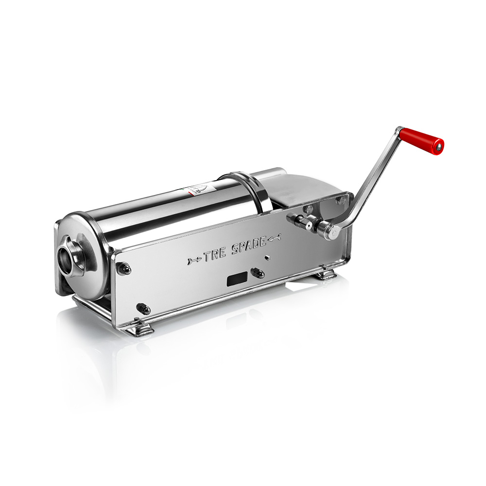 Insaccatrice inox Mod. 7 Deluxe - Tre Spade